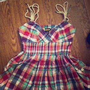 Ralph Lauren printed dress